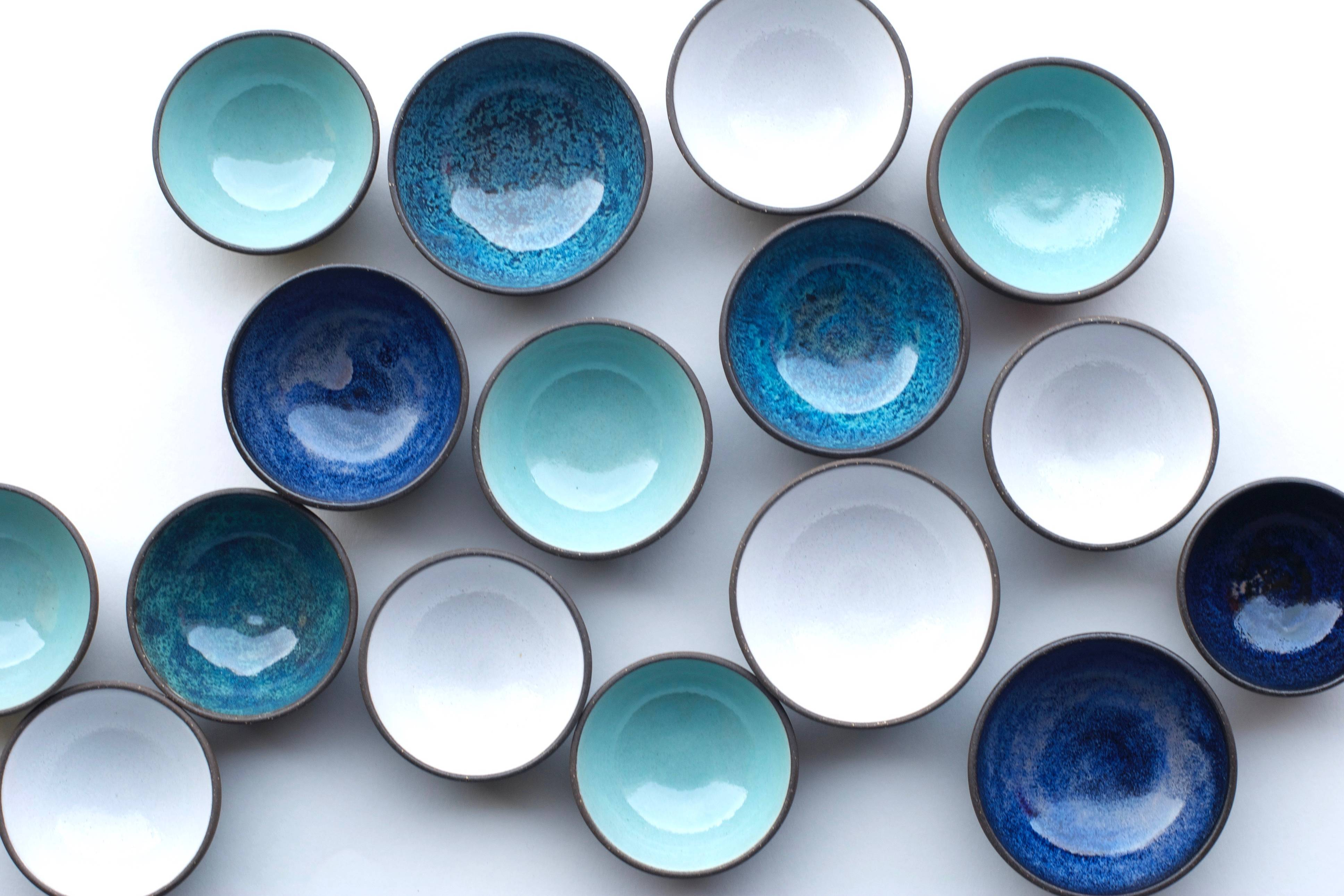 Bebe Federmann, Keramik, Ton, Geschirr, Schalen, Ceramics, Handmade