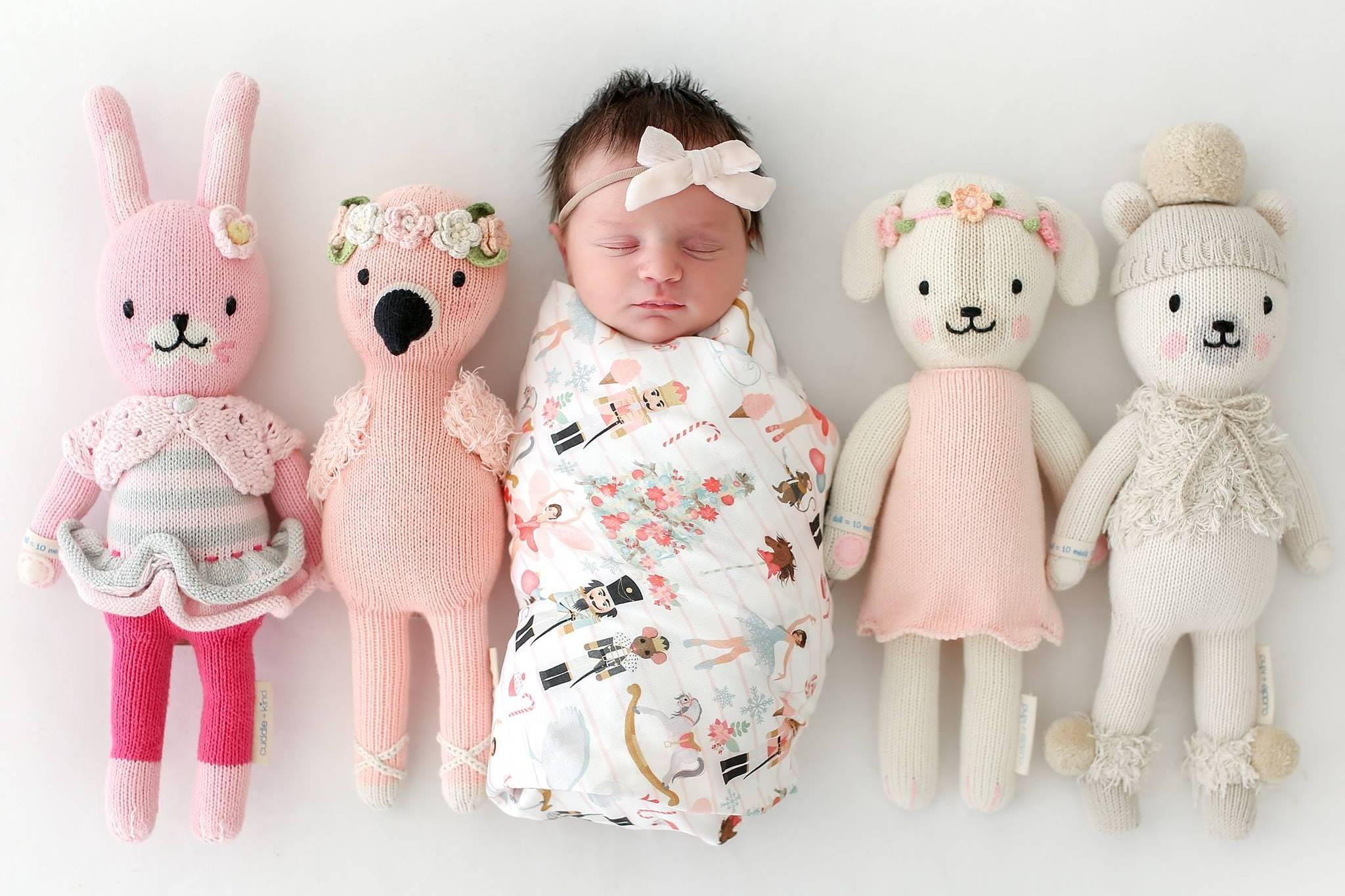 cuddle, kind, Kuschelpuppe, Puppe, handgenäht, Babygeschenk