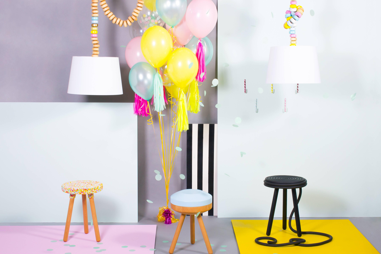 CandyCompany Möbel Pastell Handgemacht Süßigkeiten