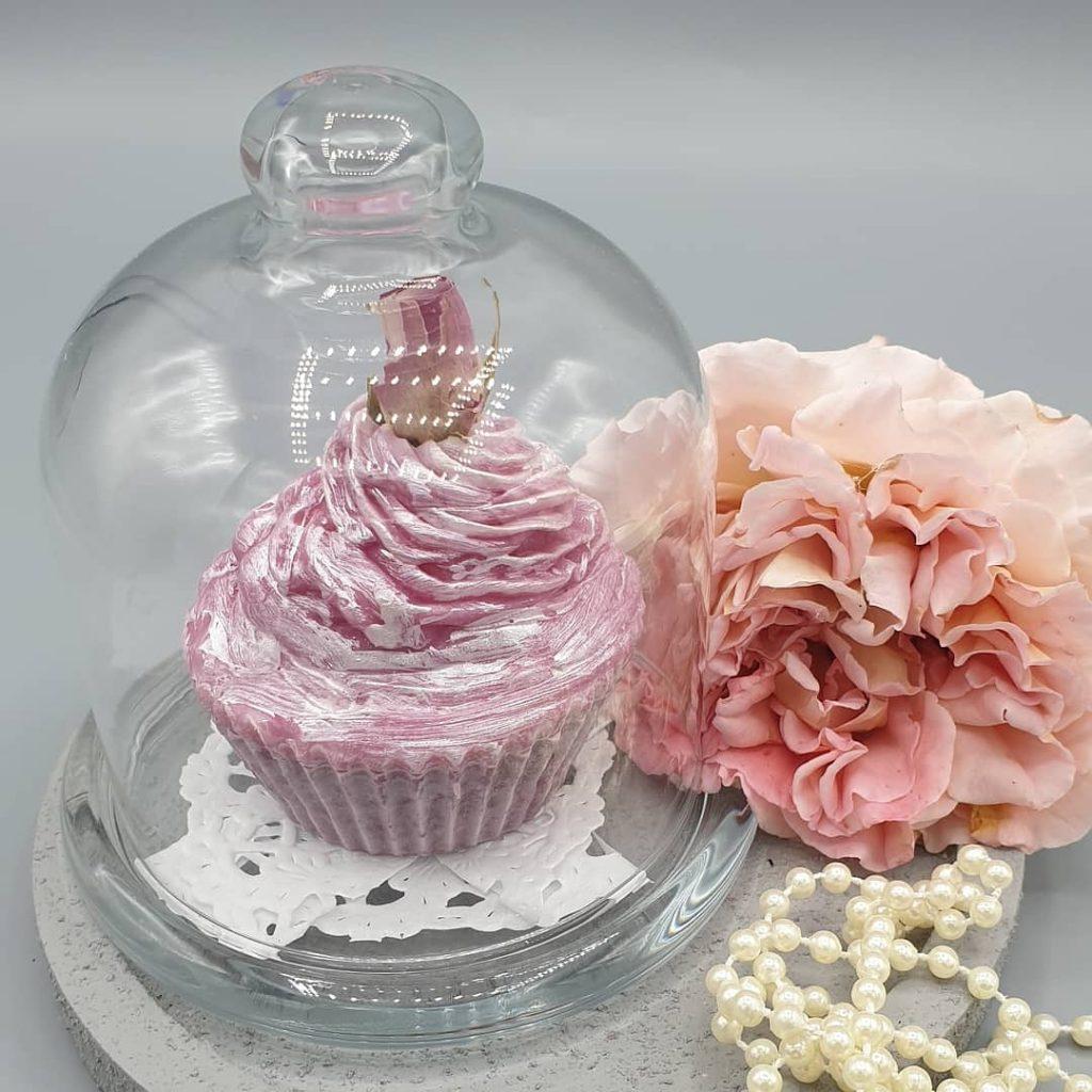 Sinnesträume Naturseifen Seifenmanufaktur Handgemacht Cupcake Soap
