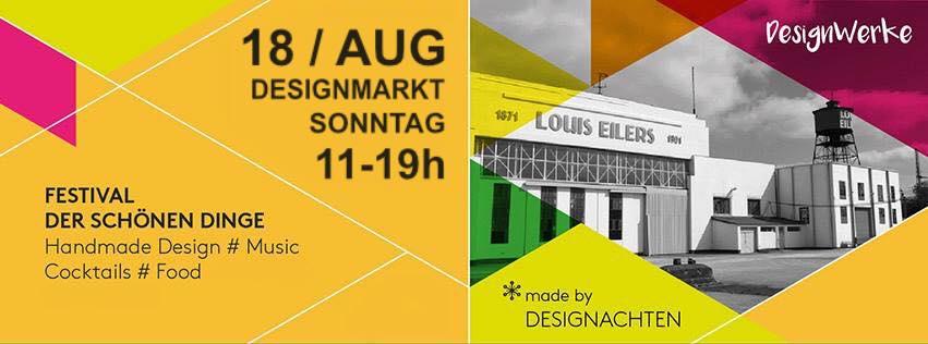 DesignWerkte Hannover Designmarkt