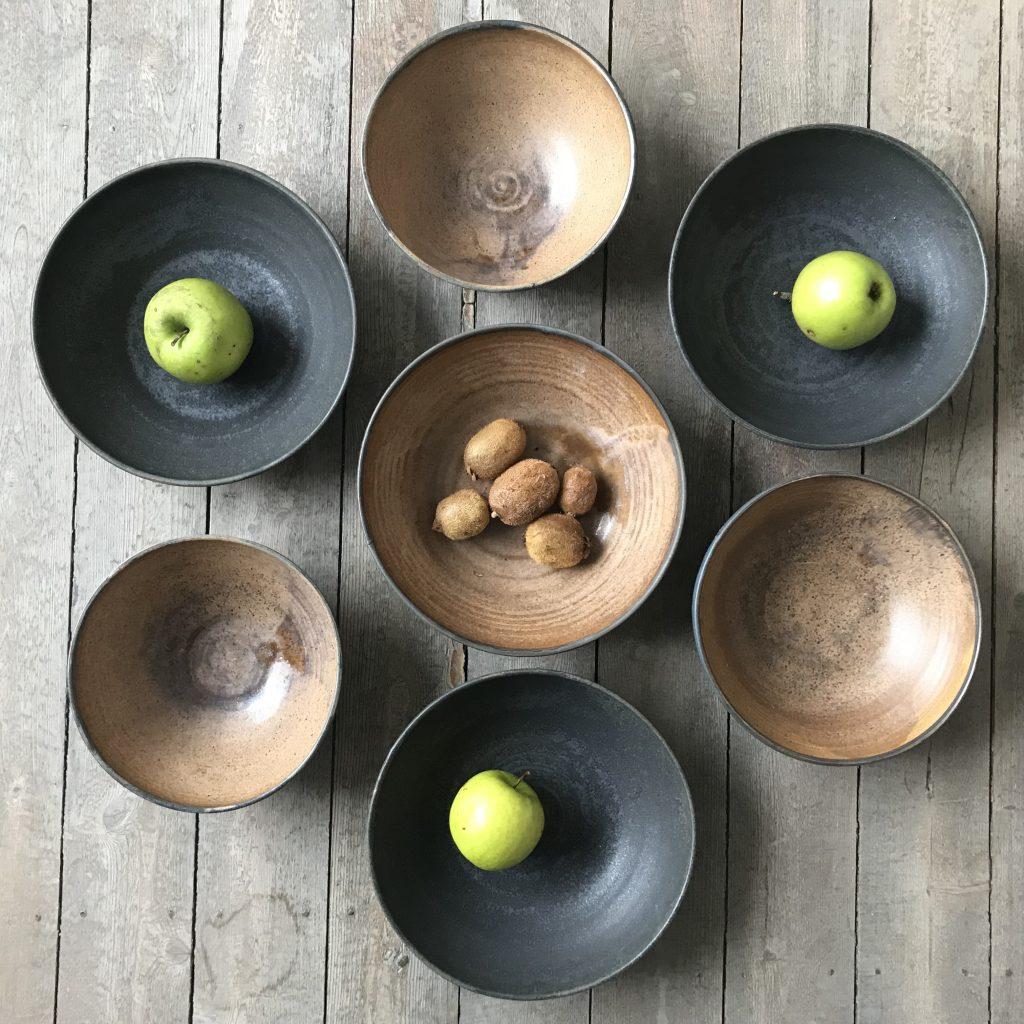 Gudrun Vogel Atelier Erbslöh Geisenheim Keramik Teller