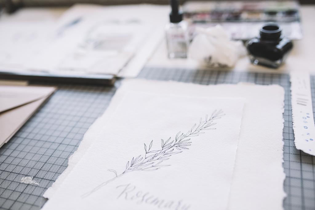Monika Lademann mola.art.design Typografie Handlettering Aquarell handgemacht