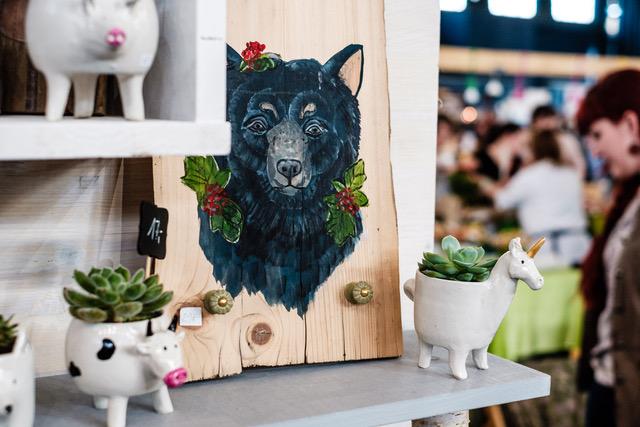 Kreativmarkt Aussteller Pflanzen
