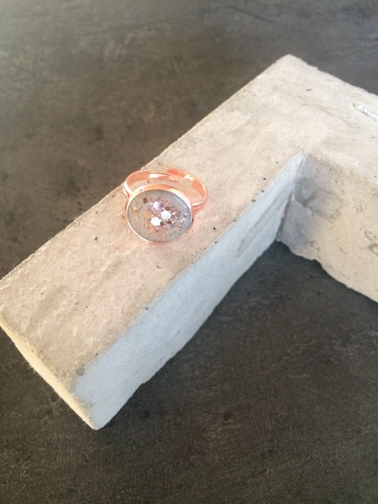 GlanzundSchummer Ring-handgemachter Schmuck