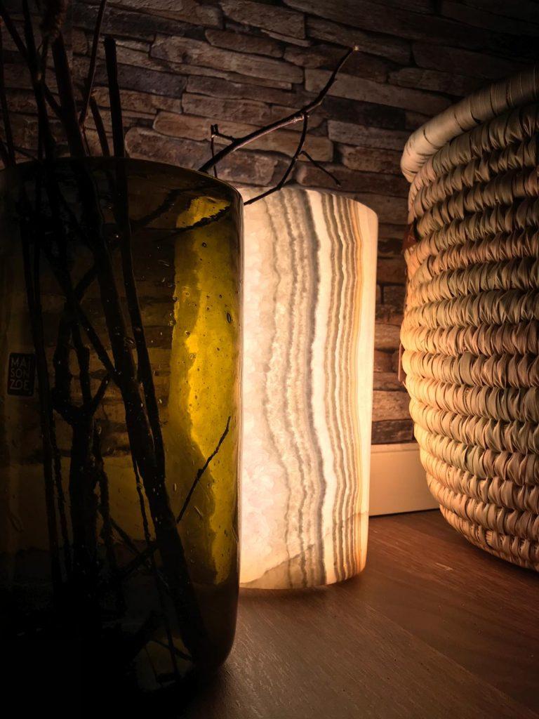 Maison Zoe-Alabaster-Licht