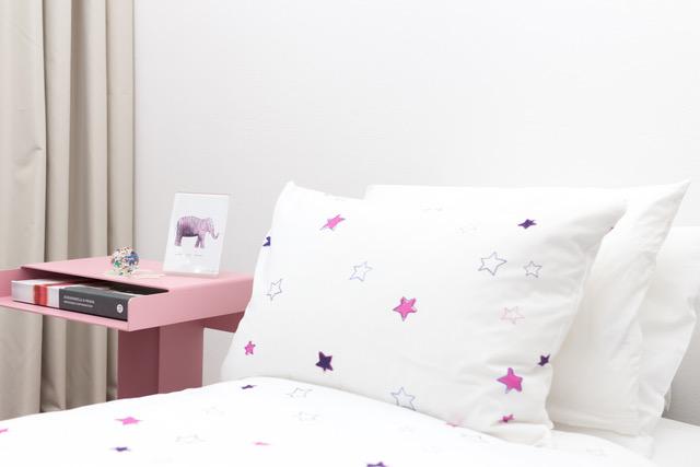 Katha-Covers-Kinderbettwäsche-Sterne-Baumwolle