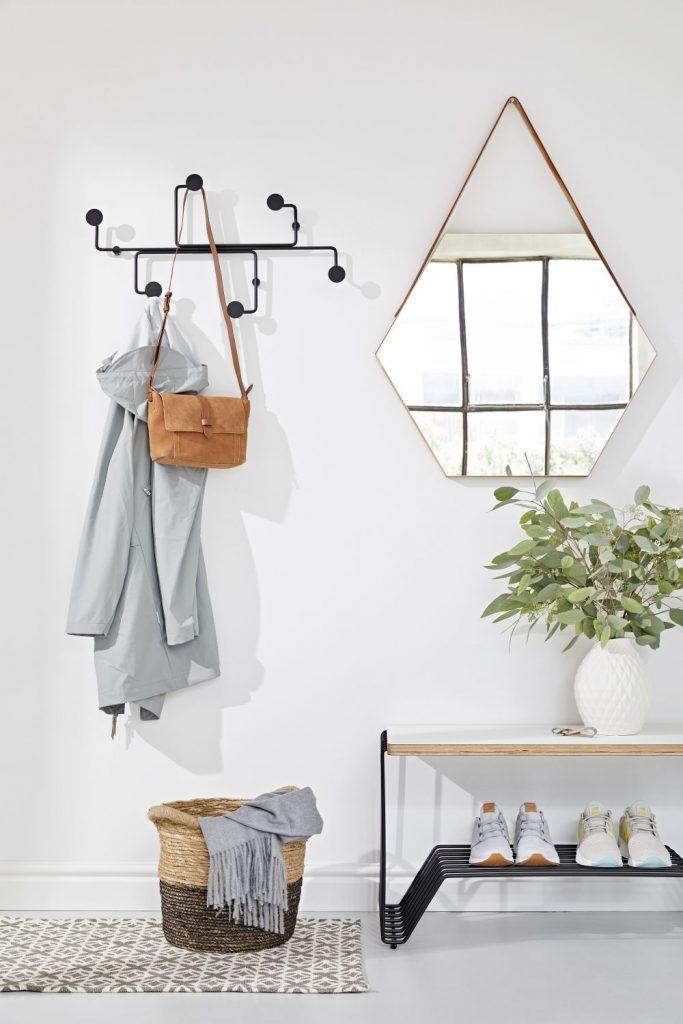 Fiorito-drahtmanufaktur-Metall-Garderobe-Interior
