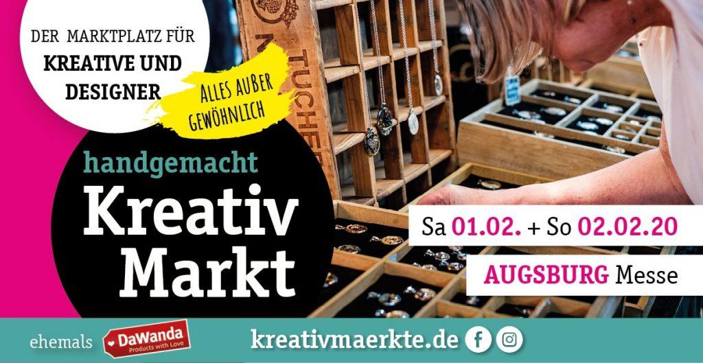 Kreativmarkt Augsburg