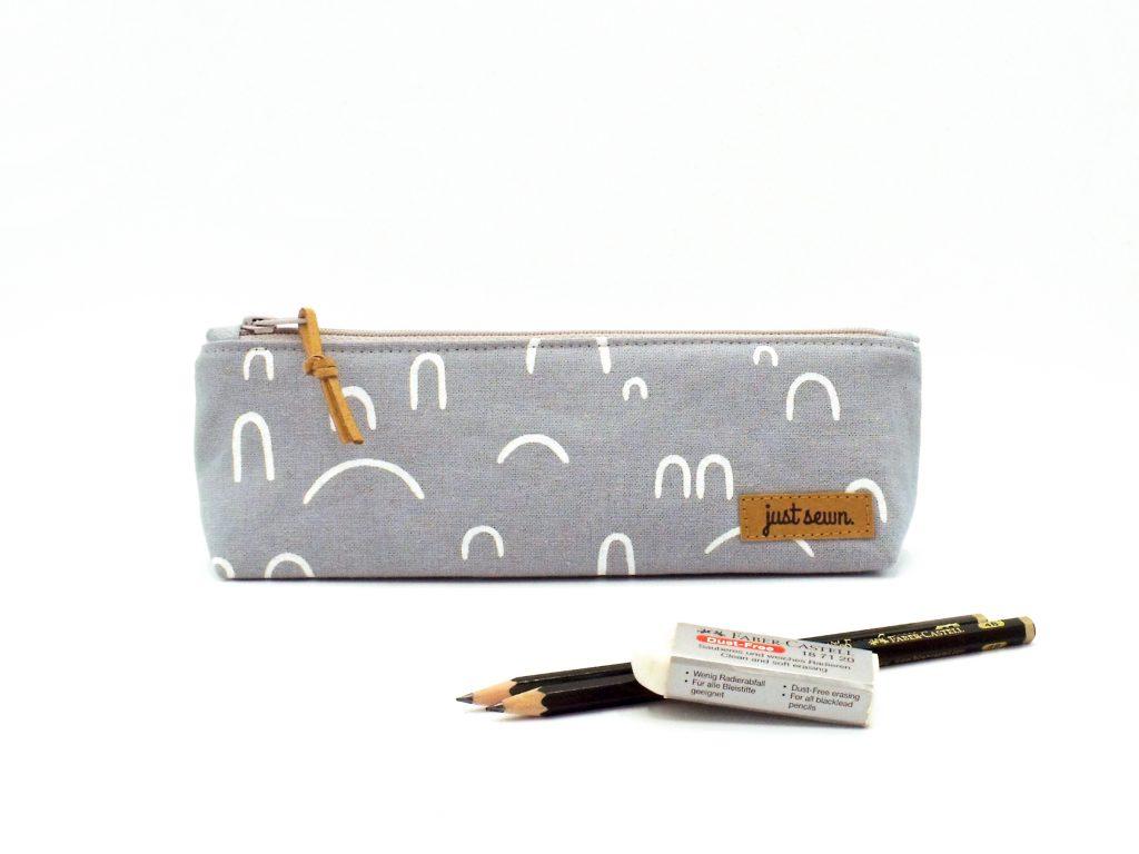 Just sewn.-Stiftemäppchen-Stifteetui-Täschchen