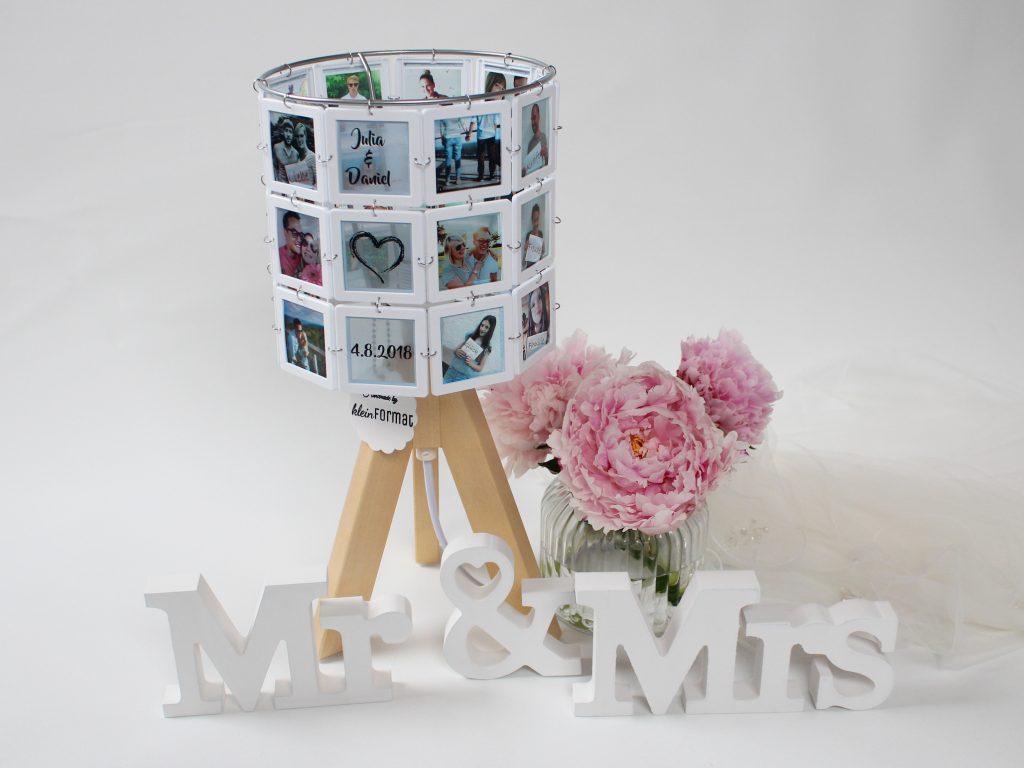 Kleinformat-personalisierte-Fotolampe-Hochzeitsgeschenk