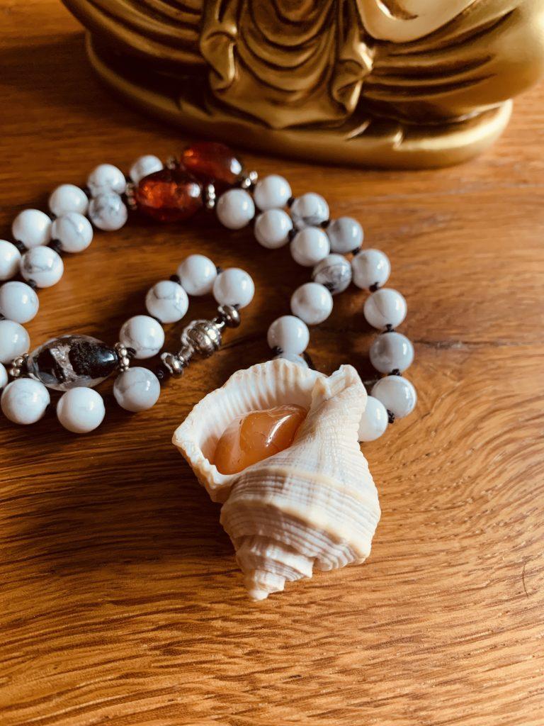 Seashell-jewelry-handmade-handgemachter-Muschelkette