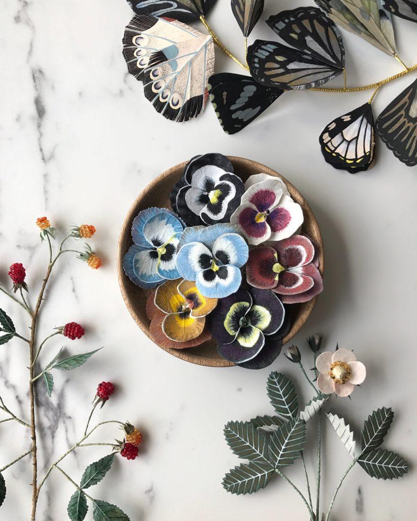 Ann-Woodlucker-flower-artist-papercraft