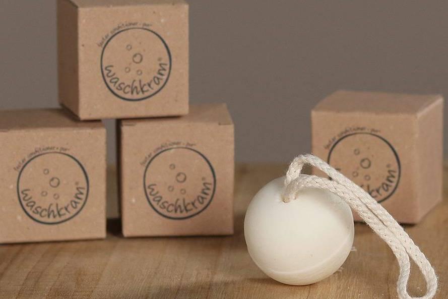 Waschkram-festes Shampoo-natürliche-Pflege