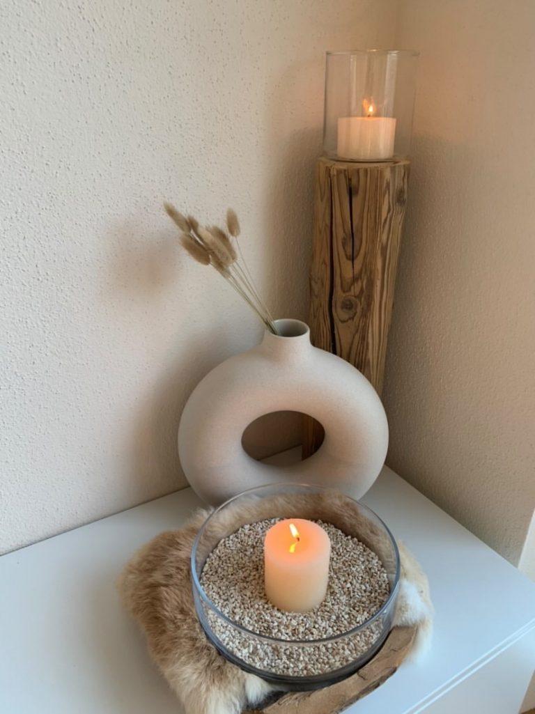 Holzwindlicht von <br>Unser Haus am Wimhof