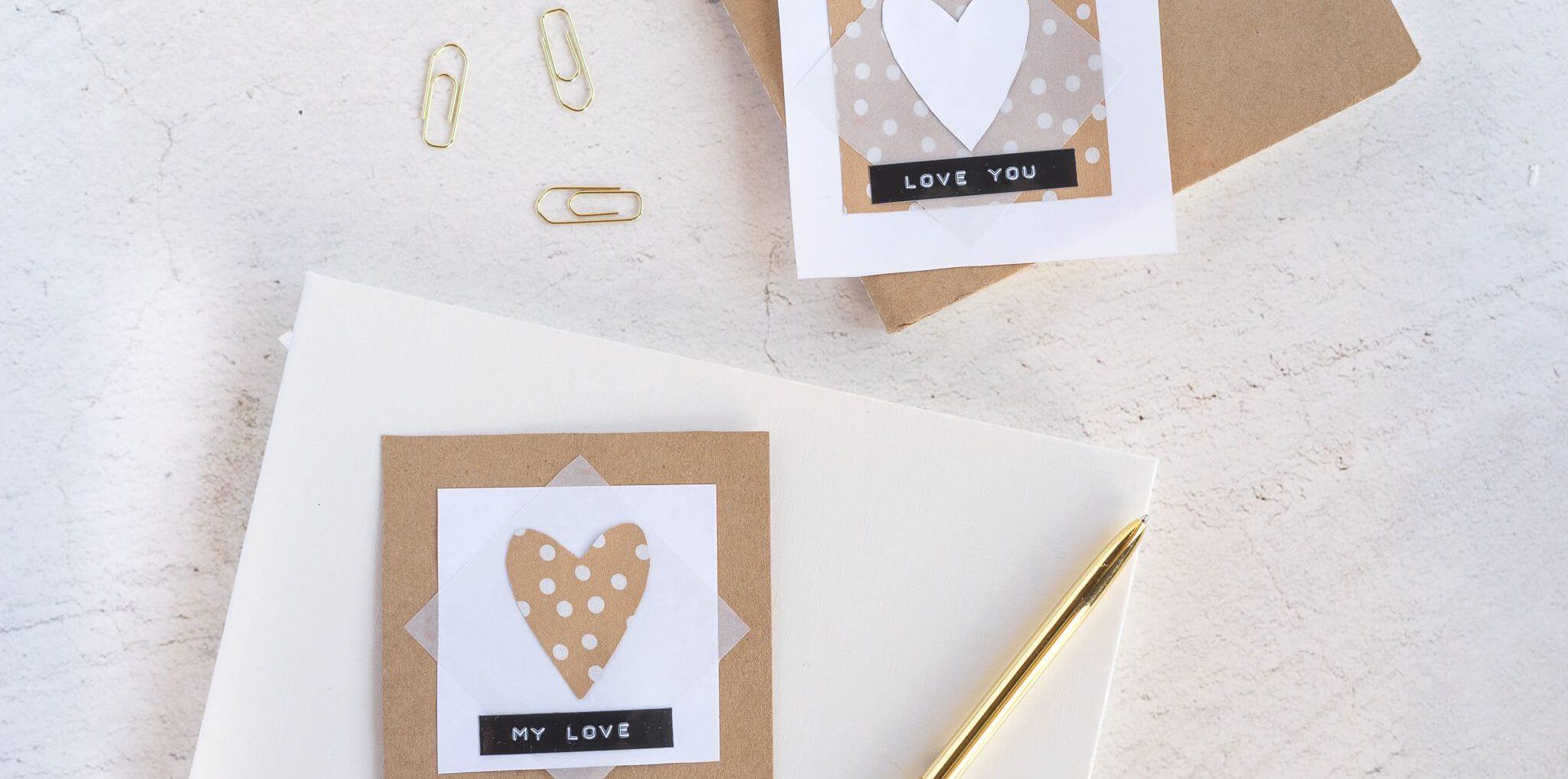DIY-Geschenke zum Valentinstag