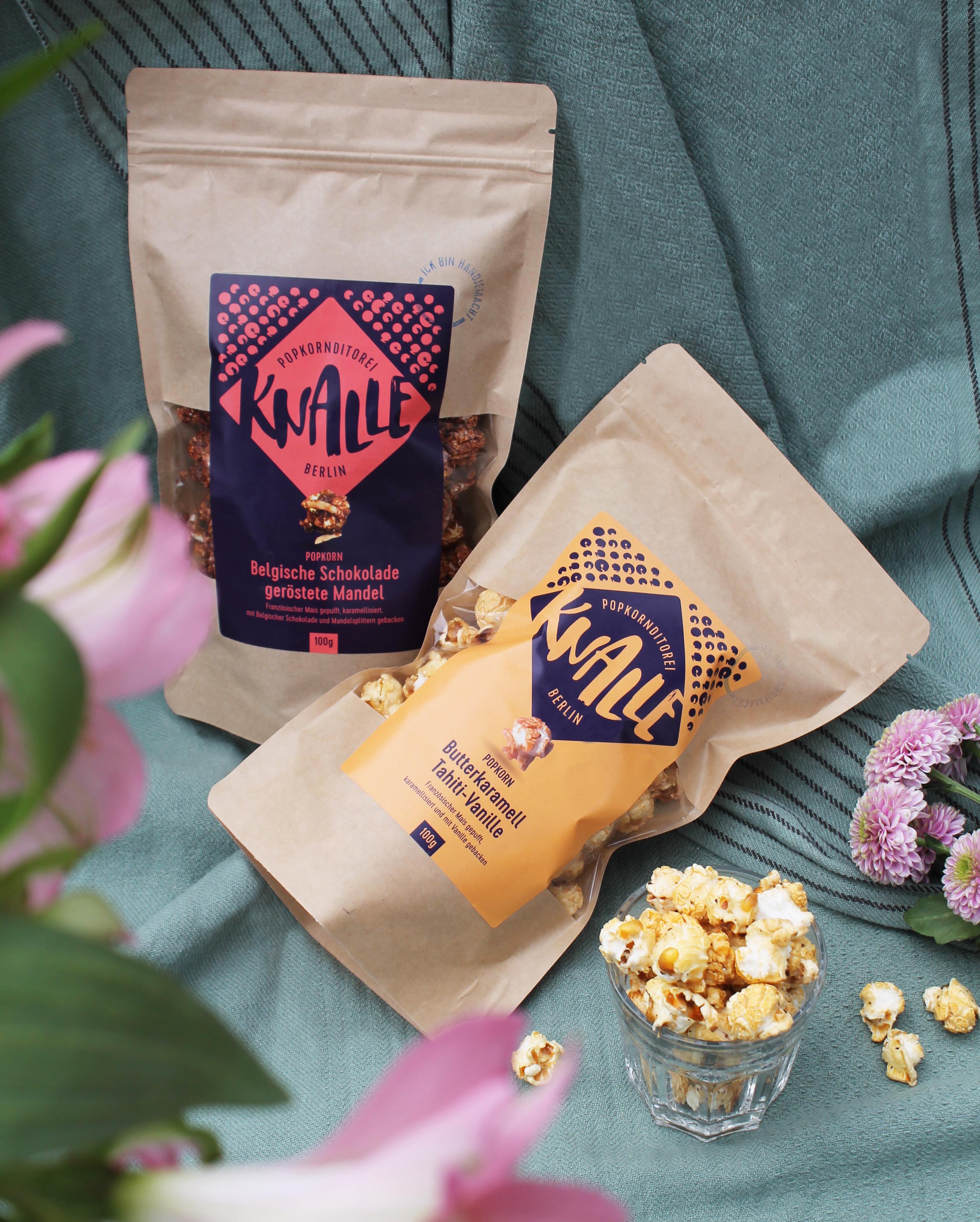 Picknick Knalle Popcorn