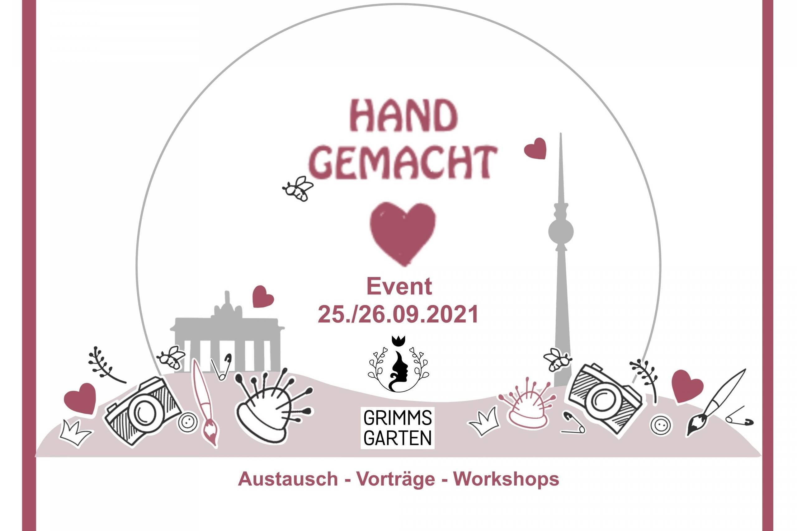 Event Berlin Handgemacht